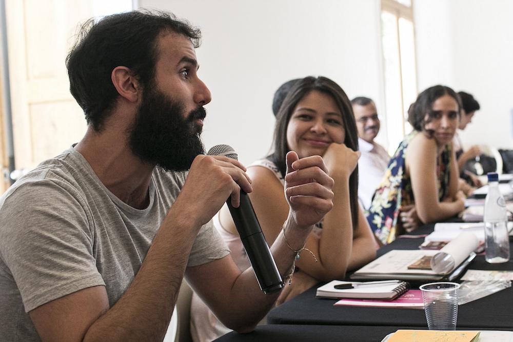Las actividades empezaron el 29 de agosto en el tradicional barrio El Cabrero, de Cartagena.