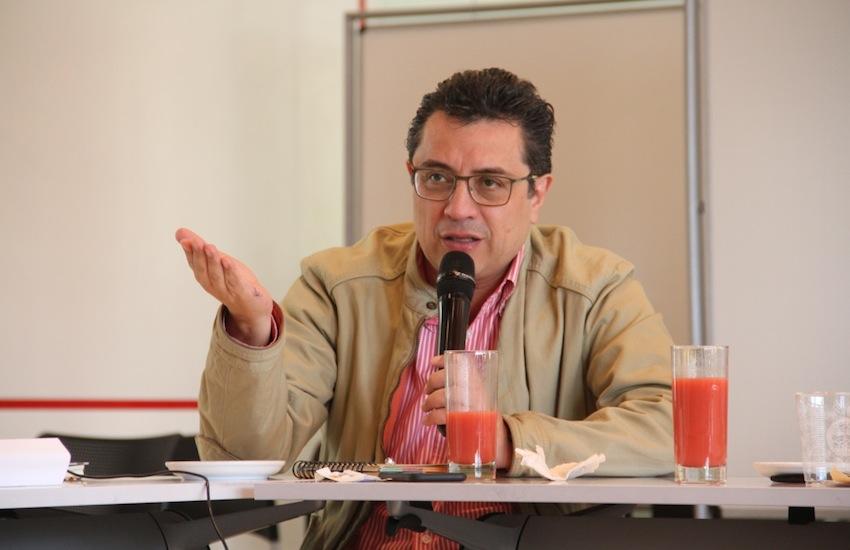 Daniel Lizárraga, Foto: Mateo G. Rivas / FNPI