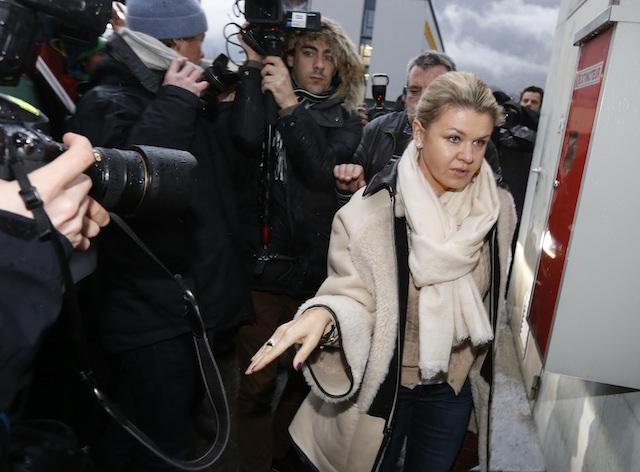 Corinna Schumacher / Foto: rappler.com