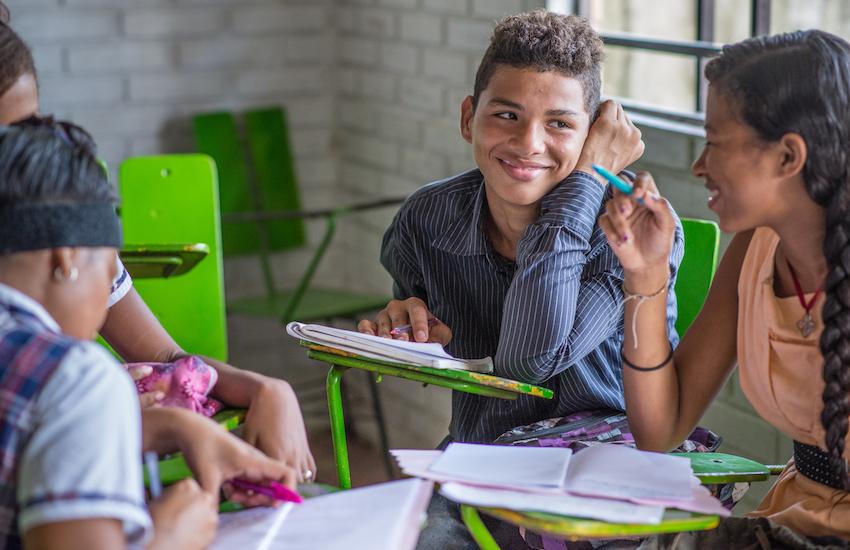 Foto: Fundación Tenaris TuboCaribe.