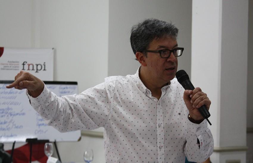 Carlos Francisco Fernández. FNPI.