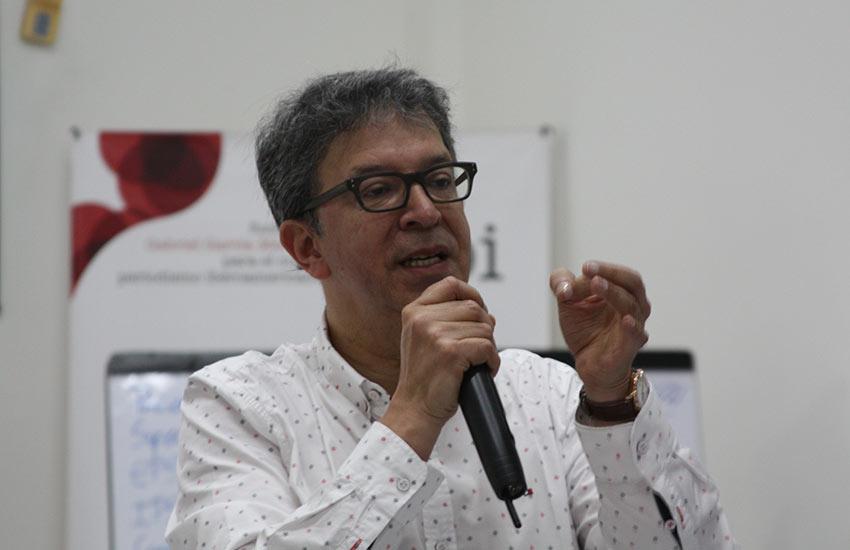 Carlos Francisco Fernández. Foto: FNPI.