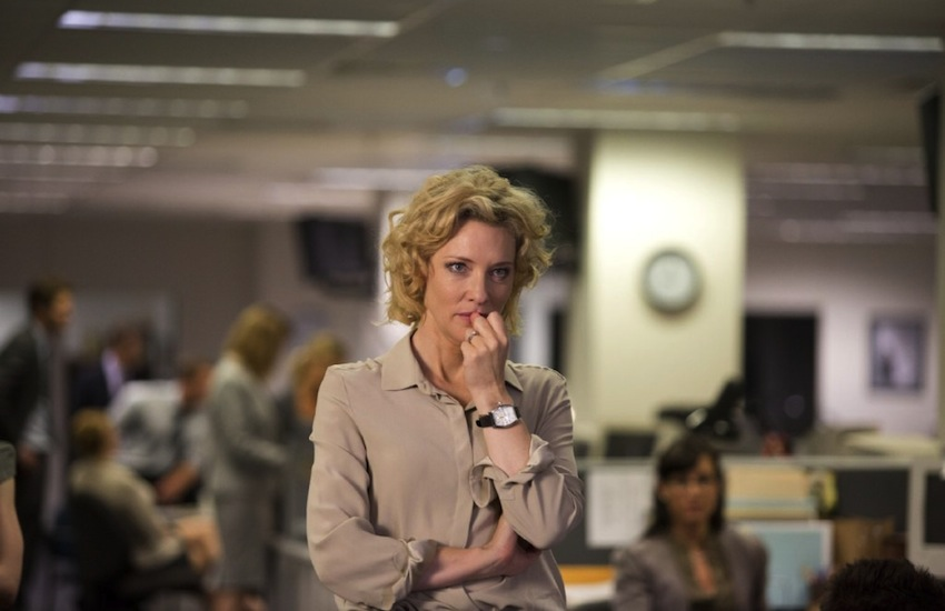 Cate Blanchett protagoniza Truth / © 2015 – Sony Pictures Classic