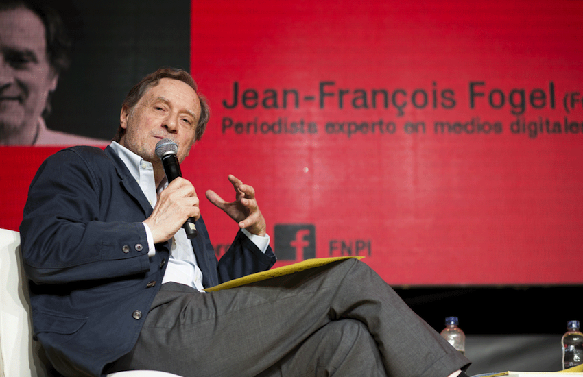 Jean François Fogel / Fotografía: David Estrada / Archivo FNPI