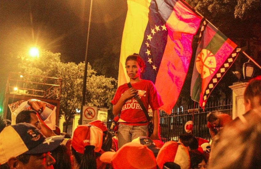 Elecciones en Venezuela 2013   Fotografía: Joka Madruga en Flickr. Usada bajo licencia Creative Commons