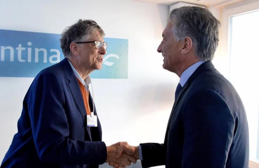 ¿Es cierto que Bill Gates condicionó inversión en Argentina a la liberación de una líder indígena detenida?... ¡Responde el quiz de noticias!