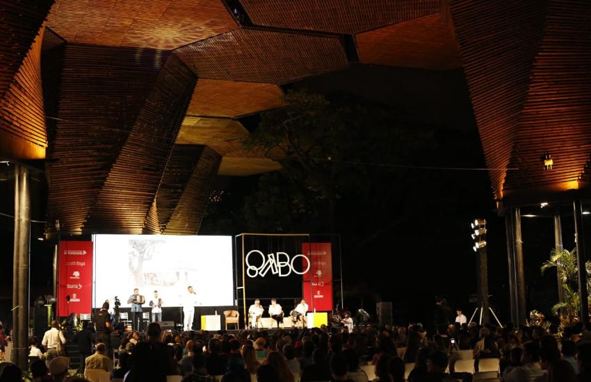 El Orquideorama, principal escenario del Festival Gabo | Fotografía: David Estrada Larrañeta FNPI.