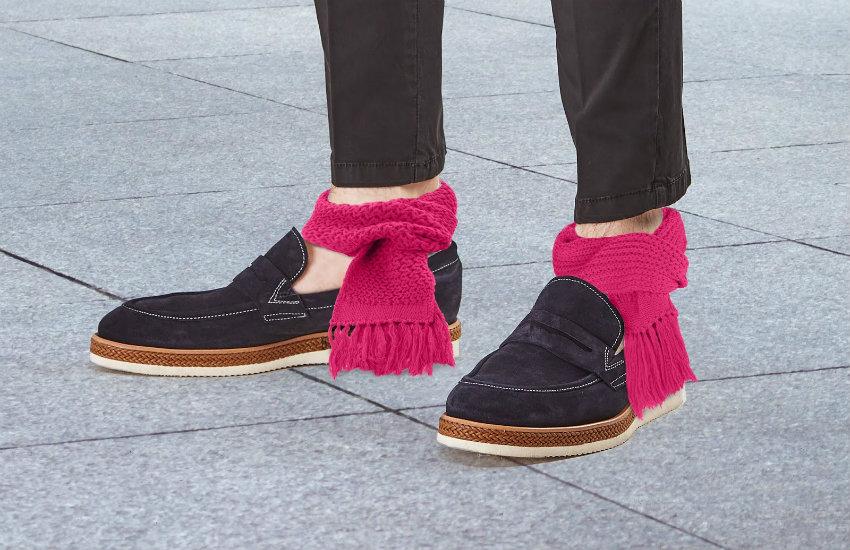 ¿Es cierto que las bufandas para los tobillos se pusieron de moda en este invierno?... ¡Responde nuestro quiz de noticias!