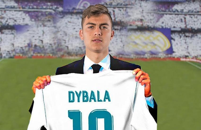 ¿Es cierto que Paulo Dybala fue transferido al Real Madrid por 180 millones de euros?... ¡Responde nuestro quiz de noticias!