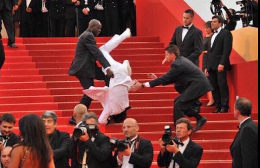 ¿Realmente sucedió esta caída en los Premios Oscar 2020?... ¡Responde nuestro quiz de noticias!