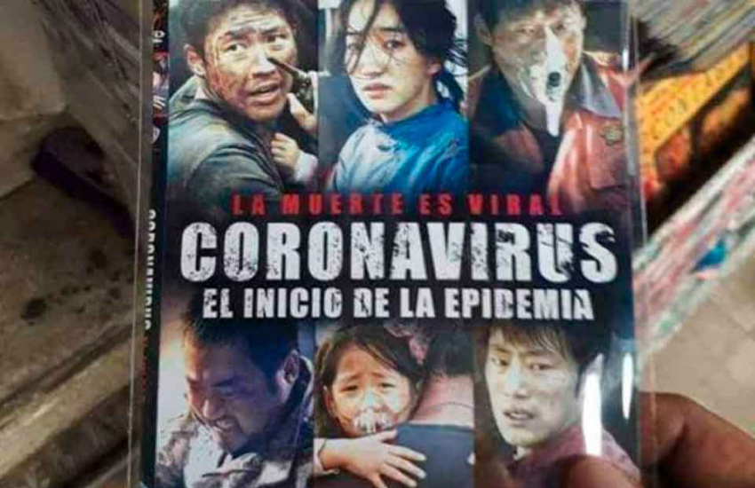 Virus Filme Netflix