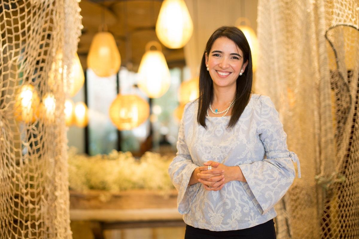 Fernanda Hernández, asesora médica del Premio Roche, es médica cirujana y dirige hace 11 años la sección Salud de Noticias Caracol. Crédito foto: Rafael Bossio Fotografía/FNPI