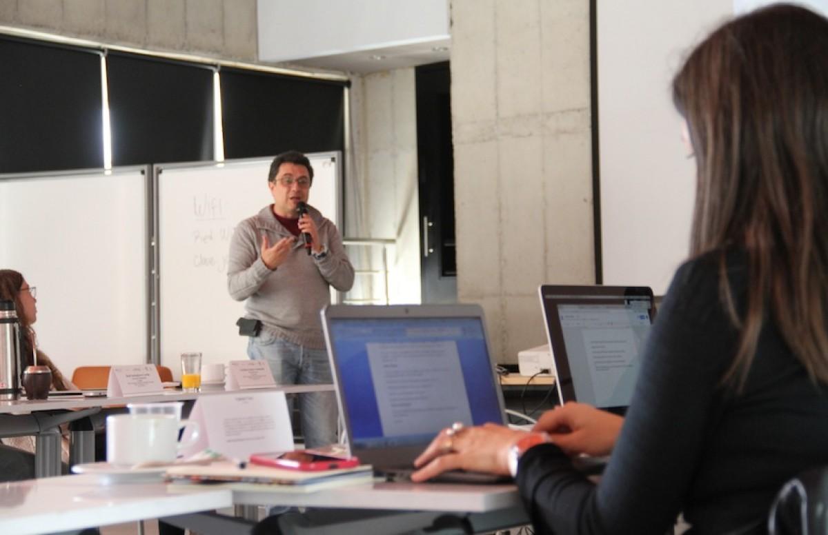 Daniel Lizárraga. Foto: Mateo G. Rivas / FNPI