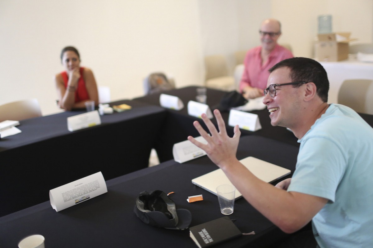 Periodistas de países como India, Nigeria, Zimbabwe, Puerto Rico, Ecuador, República Dominicana, Estados Unidos, Eritrea, Sudáfrica, Brasil y un grupo de profesionales colombianos fueron los becarios del programa.