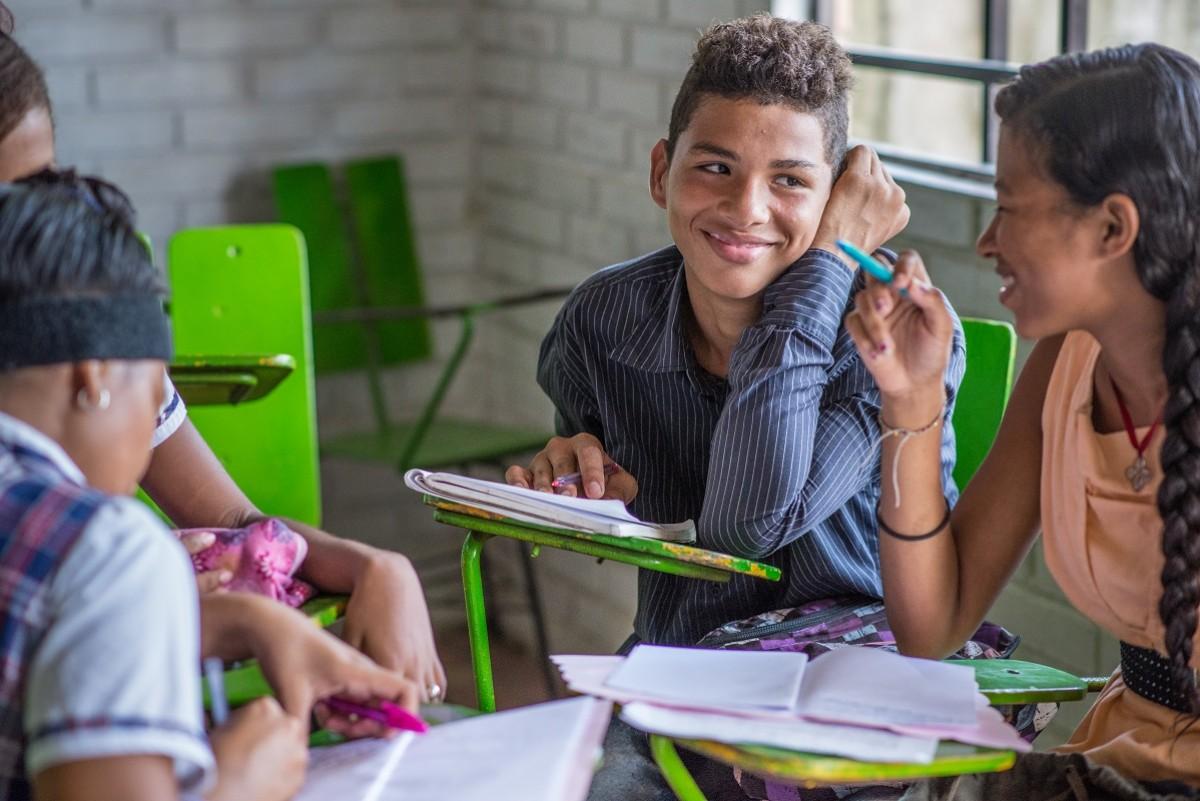 Cronicando se lleva a cabo en el marco del proyecto Centro Gabo, una iniciativa liderada por la FNPI. - Foto: Fundación Tenaris TuboCaribe