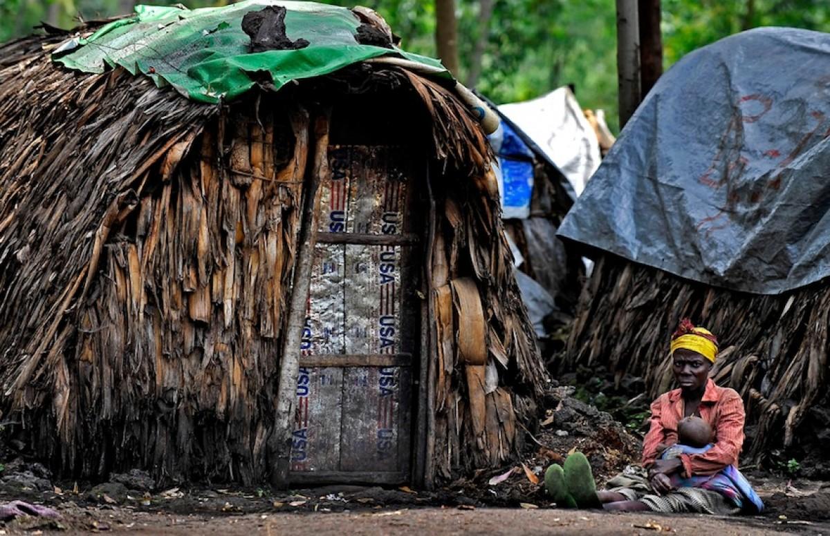 9. 'Guerra contra las mujeres del Congo: la violación como arma de guerra': Mary F. Calvert / The Washington Times.