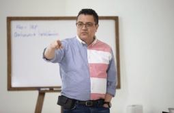 Daniel Lizárraga ha conducido talleres de la Fundación Gabo en varias ocasiones. Fotografía: Fundación Gabo.