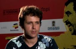 Gustavo Faleiros, editor de InfoAmazonia. Foto: Archivo Fundación Gabo.