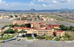 Panorámica de la Universidad Autónoma de Chihuahua. Tomada del sitio oficial de la Universidad en www.uach.mx