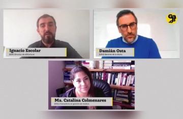 Los directores de elDiario.es y la diaria coinciden en que los lectores pagarán por el periodismo.