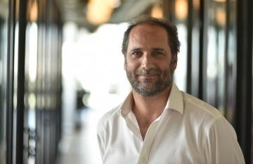 Chani Guyot, director de RED/ACCIÓN. Foto: Cortesía de RED/ACCIÓN.