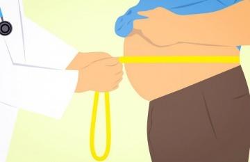 Las historias sobre obesidad, uno de los campos donde los periodistas de salud debemos tener en cuenta los determinantes sociales de la salud (DSS). Ilustración: Mohamed_Hassan en Pixabay   Usada bajo licencia Creative Commons
