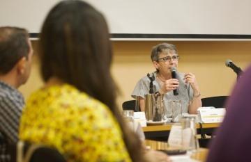 Liza Gross es toda una autoridad en el continente en la técnica del periodismo de soluciones.