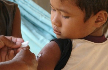 Fotografía: CDC Global en Flickr | Usada bajo licencia Creative Commons