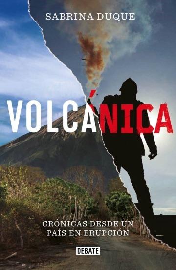 Portada de la edición mexicana de 'VolcáNica'.