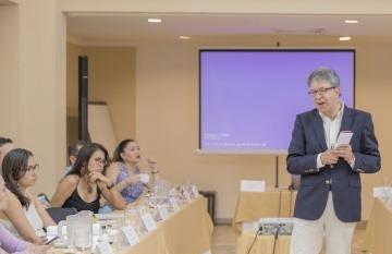 Carlos Francisco Fernández. Foto: Fundación Gabo.