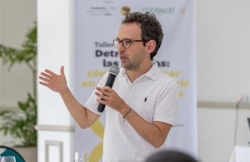 Pablo Correa, editor de temas ambientales, salud y ciencia en El Espectador.