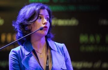 Sabrina Duque. Foto: Archivo Fundación Gabo.