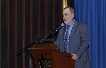 Carlos Castillo Salgado, profesor de la Universidad Johns Hopkins. Foto: Cortesía Universidad del Norte.