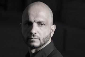 Jorge Carrión dirigirá este taller del Festival Gabo 2020. Foto: Pedro MaduenÞo.