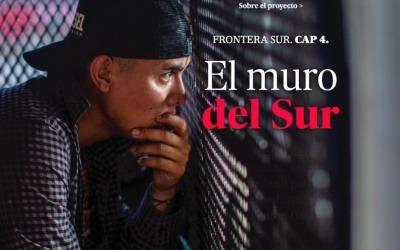 'Frontera Sur' es una serie de seis reportajes multimedia sobre la frontera sur de México.