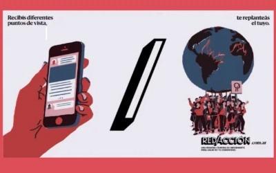 Red/Acción transformó la forma en que sus lectores experimentaban su sitio. Foto: YouTube