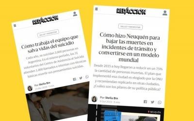 El medio argentino Red/Acción es uno de los que mejor aplica el enfoque de soluciones en América Latina.