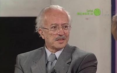 Señal Colombia cuenta con valiosos archivos audiovisuales donde apareece Javier Darío Restrepo.