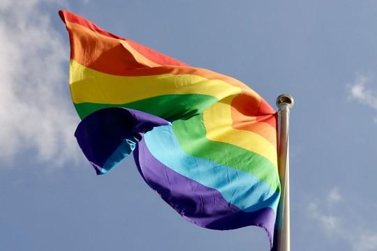 Bandera LGBTI