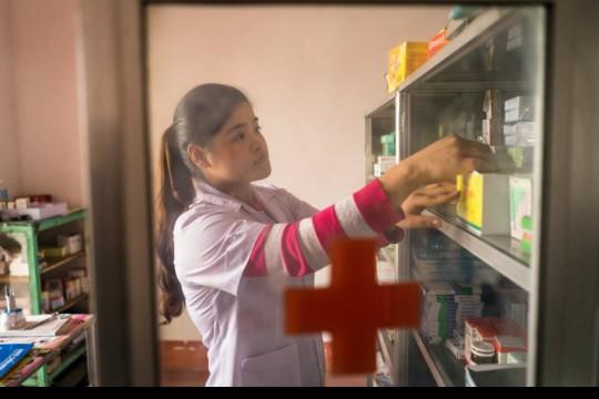 Fotografía: Organización Mundial de la Salud (OMS).