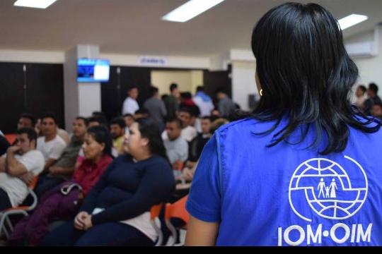 Foto: OIM/JM Gómez.