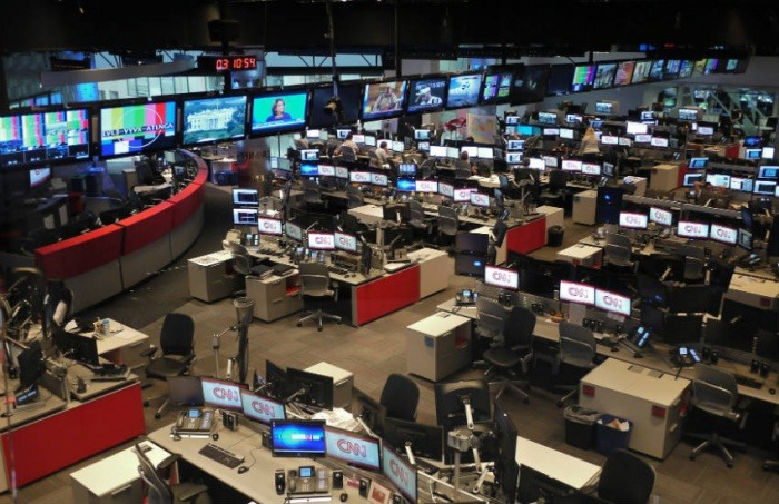 Foto: CNN Newsroom / Flickr - Creative Commons.