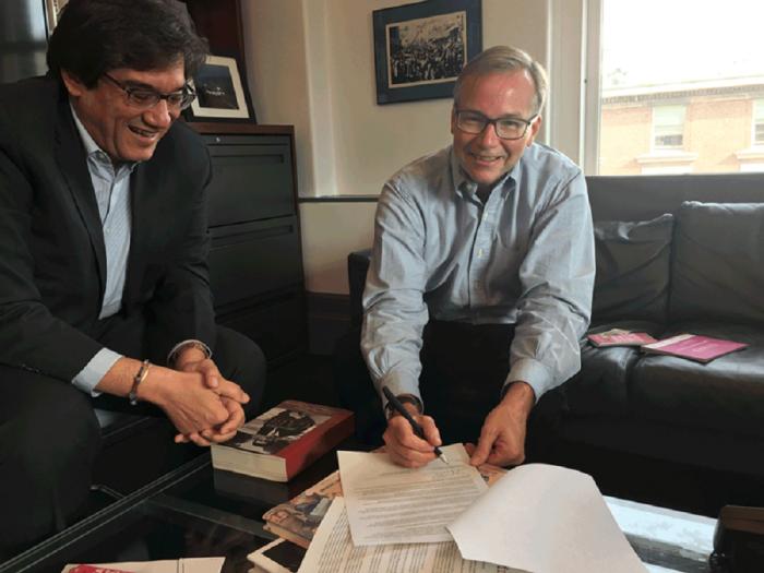 Alianza entre la Universidad de Columbia y la FNPI para la formación de periodistas en América Latina