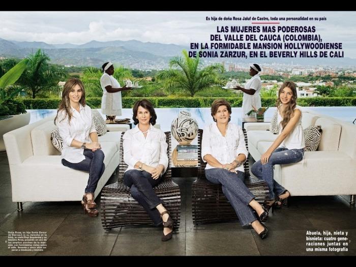 Llueven críticas a revista española Hola por fotografía calificada de racista
