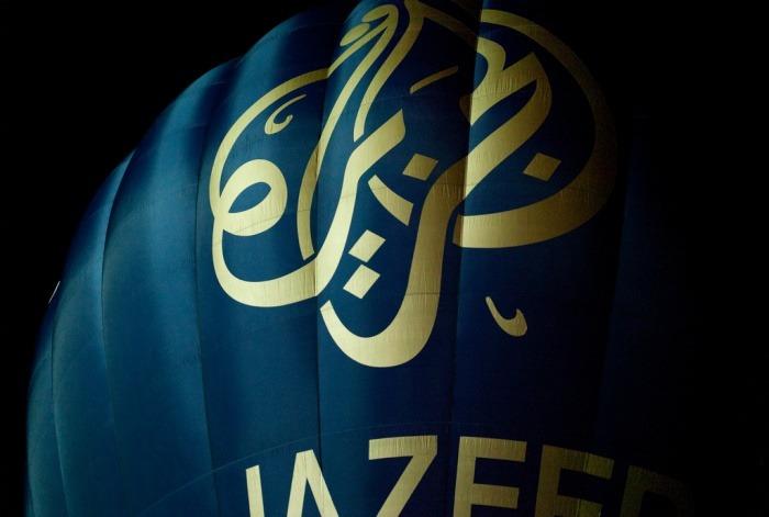 Globo con el logo de Al Jazeera / Fotografía: Mohamed Nanabhay en Flickr / Usada bajo licencia Creative Commons