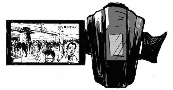 Ilustración: witness.org