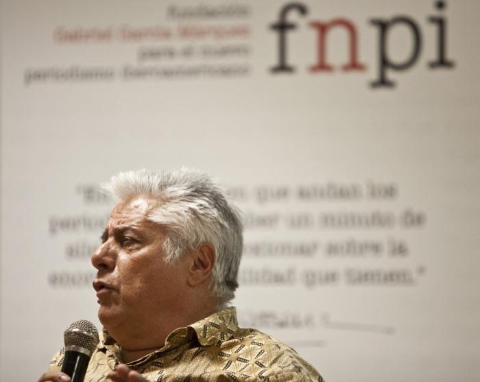 Miguel Ángel Bastenier / Fotografía: Joaquín Sarmiento/ Archivo FNPI