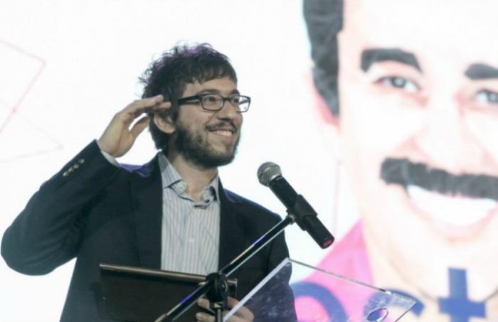 Javier Sinay. Fotografía: FNPI
