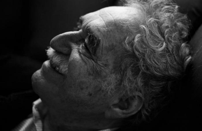 Gabriel García Márquez. Foto de Pablo Corral Vega