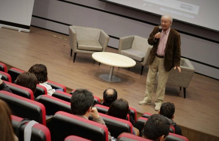 Javier Darío Restrepo | Fotografía: Fundación Gustavo Mohme Llona